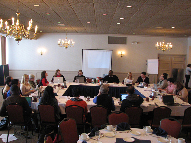 Photo of NEOA Board of Directors